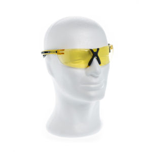 Uvex X-fit Pro Schutzbrille amber Gelb Getönt Top