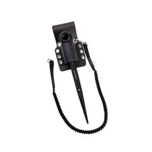 Sicherungsseil für Werkzeug Schwarz